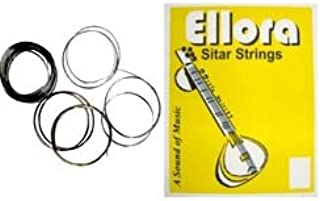 原创 ELLORA 特别版完整印*安响条包装,7 个主 + 11 个共用弦