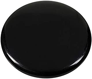 Westcott 磁贴,10件装,40毫米,圆形,黑色,E-10825 00
