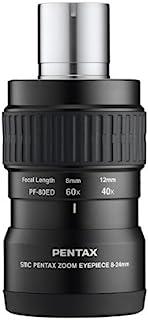 Pentax 宾得 penj232 – ADAPTER (适用于带目镜XL的望远镜),黑色