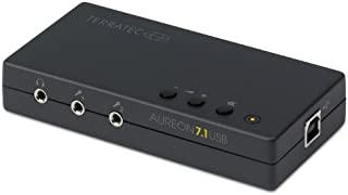 Terratec, Aureon 7.1 USB供电