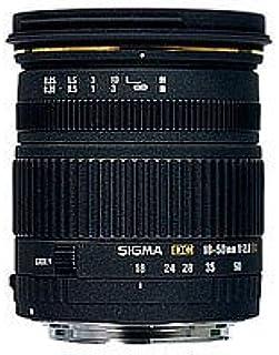 Sigma 18-50mm F/2.8 EX DC 镜头 适用 Sigma 数码单反相机