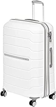 Samsonite 新秀丽 Freeform Hardside 可扩展双旋轮行李箱,白色,21英寸
