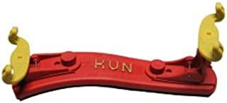 小提琴靠垫 - Kun(100)原创(1/4 或 1/8)迷你可调节颜色红色