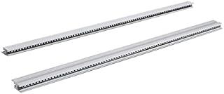 TIPTOP AUDIO Z-Rail 104HP Silver Pair TIPTOP 欧式置物架 组合