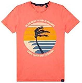 O'NEILL LB 棕榈印花 T 恤适合儿童