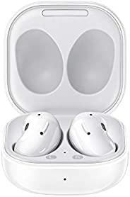 Samsung 三星 Galaxy Buds Live 无线蓝牙耳机带降噪(ANC),舒适贴合,耐用电池,无线耳机 白色