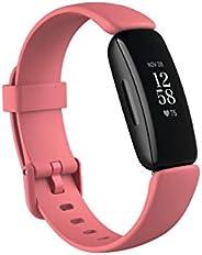 Fitbit Inspire 2 *和健身追蹤器 帶 1 年測試版 Fitbit Premium 連續心率測量 & 長達 10 天電池