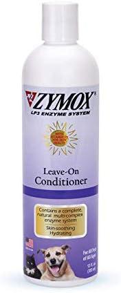 ZYMOX Enzymatic Conditioning Rinse 蓝色和紫红色 12盎司