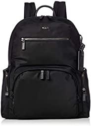 TUMI 途明 女士 Voyageur Carson 双肩背包 0196300,ブラック/ ガンメタル(日本限定カラー)