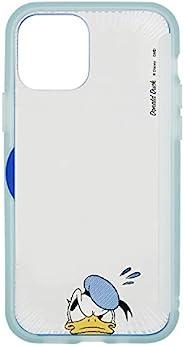 Gourmandise 迪士尼、皮克斯人物/SHOWCASE+ iPhone12/12 Pro(6.1英寸)適用手機殼 唐老鴨DN-755B