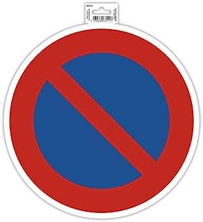 Exacompta 67011E 禁止粘贴标签,30厘米,红色