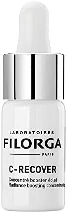 Laboratoires Filorga Paris C-Recover Radiance Boosting 浓缩液,0.34 液盎司 盎司。