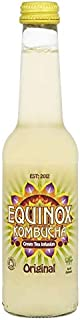 Equinox Kombucha Organic Original Fizzy Drink 275 ml (Pack of 20)