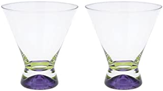 DANSK 扩频 成对 鸡尾*杯 (×2个套装) 紫色 507100