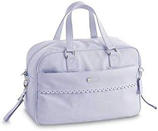 Bimbi 尿布包 Ecoleder + 尿布垫 291 Rombos 902 03,蓝色,男女皆宜