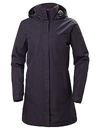 Helly Hansen 女式 Aden Larga 保溫防水冬季夾克,女式,62649