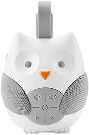 Skip Hop 婴儿发声机:Stroll&Go 便携式婴儿安抚奶嘴,猫头鹰