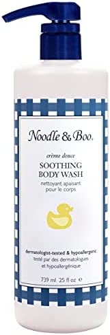 Noodle & Boo Soothing Baby Body Wash for Gentle Baby
