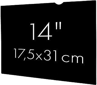 Bakker BNEPFB1400 Elkhuizen 隐私过滤器 14 英寸 213X1X360 毫米 - 黑色