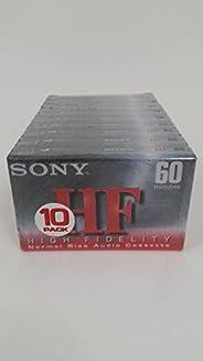 高保真音频盒,60 分钟,10 个/包,1 个包装,每包 10 个