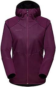 MAMMUT 软壳衣 Ultimate VI SO Hooded Jacket Women 女款