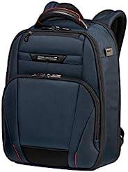 Samsonite 新秀丽 Pro-DLX 5 – 14英寸笔记本电脑背包 41.5厘米 14 升 蓝色 (Oxford Blue)