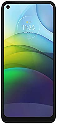 Motorola 摩托罗拉 G9 Power 手机 | 解锁,仅国际GSM | 128GB | 64MP相机 | 2020 | 朦胧蓝