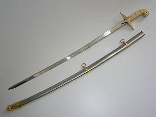 USMC *陆战队军官 Mameluke 剑剑剑复制品