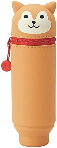 Lihit Lab 立式笔袋 PuniLabo 柴犬 A7712-2