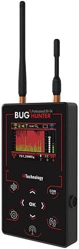 计数器监控   射频信号检测器   扫虫器   BH-04 专业   FCC 和 ICES 认证