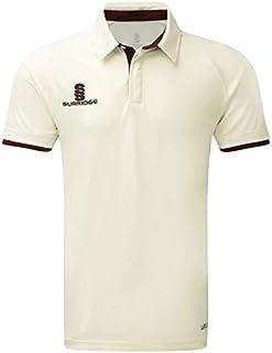 Surridge Sports 儿童 Ergo 短袖板球衫