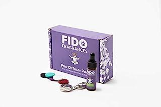 Fido Fizzies – Fido 香氛爪扩散器套装,含禅小狗混合精油