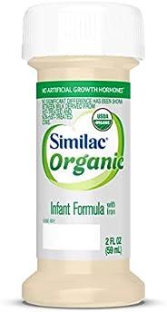 Similac 雅培 *婴儿*奶,含铁,即食,2 液体盎司(约 59.1 毫升)瓶装(48 瓶装)