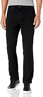 Lee 男士精选经典款直筒牛仔裤