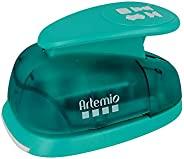 Artemio 7.6 厘米 特大 4 标签编号 1 杠杆钳,绿色