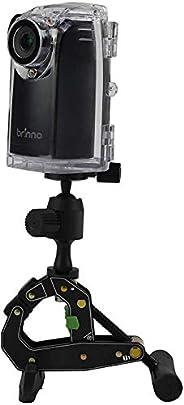 BCC200 Pro Bundle HDR Time Lapse 摄像头,计时摄影,1.44 英寸 LCD 显示屏,视频分辨率 1280 x 720,8 GB SD 卡,包括黑色