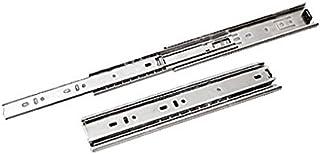 "Mobila R0701808 400mm Full Extension Drawer Runners 8"" 对开式 黑色 平板电脑保护套"