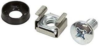 LogiLink Professional AC0112 安装套件 M6 适用于 19 英寸组件,50 件