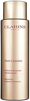 Clarins 娇韵诗 Nutri-Lumiere Renewing Treatment Essence 靓肤滋养分龄精华水,6.7盎司 / 200毫升