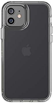 tech21 Evo Clear 适用于 Apple iPhone 12 和 12 Pro 5G - **手机壳,带 12 英尺防摔保护 T21-8379