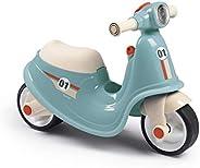 Smoby 7600721006 Porteur Bleu 欧式滑板车蓝色