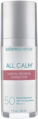 Colorescience All Calm *红斑修复霜,* SPF 50,1 液体盎司