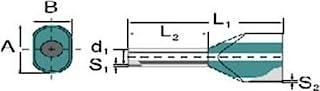 WIDEMLER 2根绝缘套压接端子 H10.0/24 ZH EB SV 9004940000 【20个装】