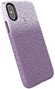 Speck Products CandyShell 适配 iPhone XS/iPhone X 手机壳121351-7780 Whisper Ombre Lilac/Lilac Purple