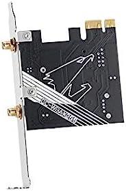 QNAP 威联通 QXP-W6-AX200 - WiFi 6 WLAN 网络适配器 - 高达802.11ax 高速 WLAN 连接