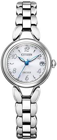 Citizen 手表 ES9470-50A 女士 银色