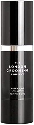 The London Grooming Company *皮肤精华,1.1 液体盎司,胶原蛋白修复男士护肤 - Oud Wood Scent