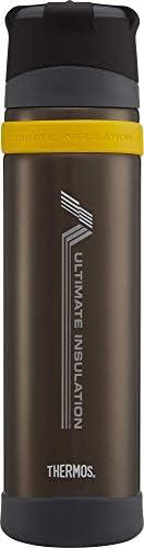 THERMOS 膳魔師 Ultimate系列長頸瓶 木炭900毫升