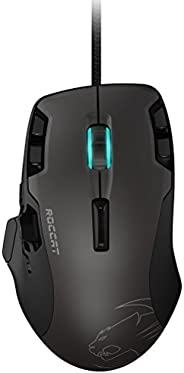 ROCCAT 冰豹 Tyon钛鲨豹电竞游戏鼠标-黑色