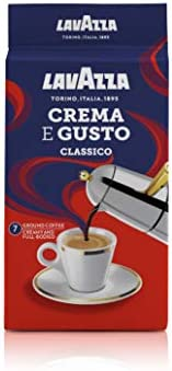 Lavazza Crema E Gusto 研磨咖啡粉 10件装(10 x 250 g/包)
